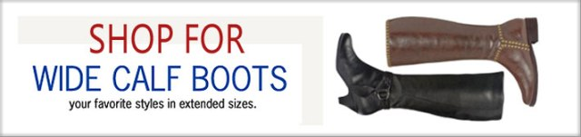 Shop For Wide Calf Boots